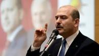"""Bakan Süleyman Soylu: """"Okulun çevresinde uyuşturucu satanların ayağının kırılması için polise emir verdim…"""