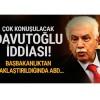 Perinçek'ten bomba Davutoğlu iddiası! ABD…