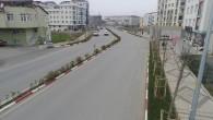 Hamidiye Caddesi Yeniden Düzenlendi