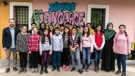 Eyüpsultan'ın çocukları İngilizce öğreniyor