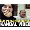 Taziyeye giden sağlık personellerinden skandal video