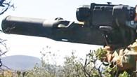 Hainler, tankımızı ABD'nin verdiği TOW füzesiyle vurdu
