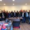 CHP Eyüpsultan İlçe Yönetimi Yerel Basınla buluştu