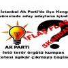 İstanbul Ak Parti'de ilçe Kongre sürecinde aday adayların içinden fetö terör örgütü kumpas çetesi aşikâr çıkmaya başladı