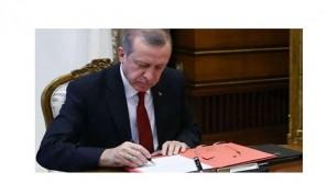 Cumhurbaşkanı Erdoğan, 7103 sayılı kanunu onayladı