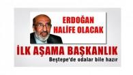Erdoğan halife olacak, Ak Saray'daki odalar hazır, İslam birliği kurulacak