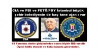 Amerika nın CIA ve FBIFetullahçı Terör Örgütü/Paralel Devlet Yapılanmasında FETÖ/PDY zarfın üstünde olan pul kadar değeri olan bir zatdır.