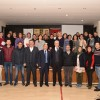 Başkan İspiroğlu Türk Halk Müziği Çalışmalarını İzledi.