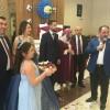 Cide-Fed Başkanı Celal Gül Kızını Nişanladı