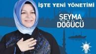İstanbulAk Parti Kadın Kolları İl Kongresi Başkan Şeyma Döğücü seçildi