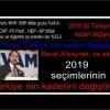 2019  seçimlerin den sonra Türkiye nin kaderi değişiyor