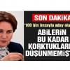 İYİ Parti'den 'seçime katılabilme' açıklaması: Sehven yazıldı