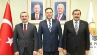Gaziosmanpaşa ak parti İlçe Başkanlığına Serkan ACAR atandı