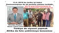 13.4..2018 bu tarihe iyi bakın Gaziosmanpaşa da ak partinin yıkılma tarihidir.