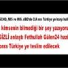 """Türkiye de siyasi partiler milletvekili aday adayları fetö/pkk pyd""""li kriptoçetesi elemanlarının ByLock kullananları siyasi amaç olarak kullanamayacak"""