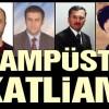 Eskişehir Osmangazi Üniversitesi'nde silahlı saldırı! 4 öğretim görevlisi öldürüldü