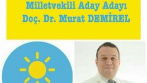 Kastamonulu doktor İYİ Parti'den aday adayı