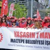 Başkan Kılıç, 1 Mayıs'ta çalışanlarıyla birlikte yürüdü