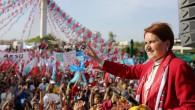 Meral Akşener Antalya mitinginde konuştu