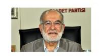 Saadet Partisi'nin adayı Temel Karamollaoğlu oldu