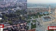 Fatih Camii'nde 'yeşil farkı'