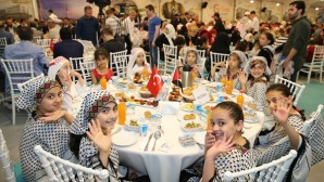 Türk-Filistin Kardeşliği İftarı