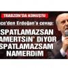 Muharrem İnce'den Erdoğan'a: İspatlamazsam namerdim