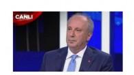 Son dakika Muharrem İnce CNN TÜRK'te canlı yayında!
