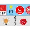 CHP-İYİ Parti-Saadet Partisi-DP ittifakı, 'Cumhur ittifakını' karıştırdı