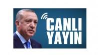 Erdoğan Isparta'da konuşuyor