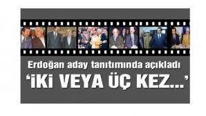Erdoğan, Feto ile 'kaç kez görüştüğünü' açıkladı