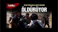 ABD, pimi çekti… İsrail askeri göstericilere ateş açtı… Ölü ve yaralılar var