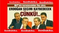 Abdüllatif Şener: Ekonomik kriz nedeniyle Erdoğan seçimi kaybedecek