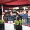Eyüpsultan'ın tarihi projesi gazeteci-yazarlara tanıtıldı