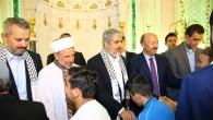 Halid Meşal, Sultangazi'nin Konuğu Oldu