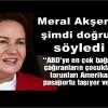 Meral Akşener Ankara'dan startı verdi