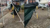 Büyükada'da terör estirdiler: 2 yaralı