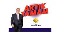 CHP'nin Cumhurbaşkanı Adayı Muharrem İnce' Pazar günü gündüz saat 2 de Gaziosmanpaşa da