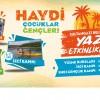 Sultangazi Belediyesi Yaz Etkinlikleri