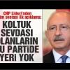 İstifa edeceği' söylenen Kılıçdaroğlu: Seçimin kaybedeni AKP