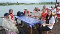 Türk Kızılay'ı Yaşlıları sevindirdi.
