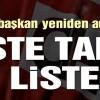 CHP'de 105 aday belli oldu | İşte tam liste…