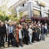 Bağlarbaşı sakinlerinden Başkan Ali Kılıç'a destek