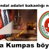 Yargıda skandal adalet bakanlığı ne iş yapıyor.