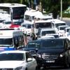 Trafiğe 551 bin 713 araç daha katıldı