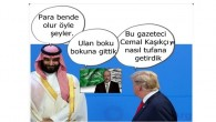 Trump ile Selman'dan 'arkadaşça' görüşme