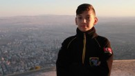 13 yaşında 2 bin metreden uçuyor