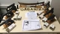 Sarallar Suç Örgütü'nün alt yapılanmasına operasyon