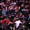 AKP'nin aday tanıtım toplantısı öncesi kavga çıktı