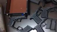 İstanbul'da 48 adet suikast silahı yakalandı